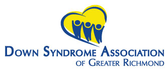 Down Syndrome Association of Greater Richmond Logo