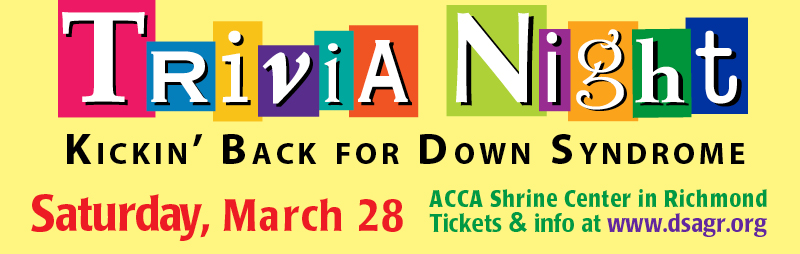 Trivia Night on March 28 –