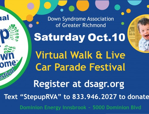 14th Annual Step UP for Down Syndrome